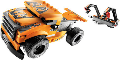 Детская игрушка Lego Racers Быстрый гонщик (8162)