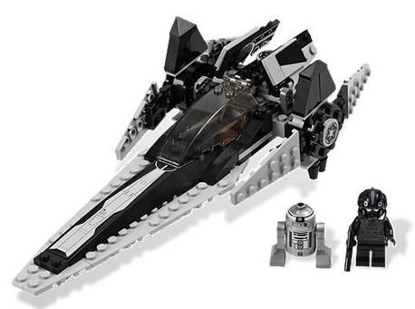 Детская игрушка Lego Star Wars Звездный истребитель Империи (7915)