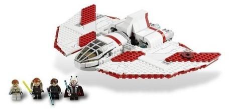 Детская игрушка Lego Star Wars Шаттл джедаев Т-6 (7931)