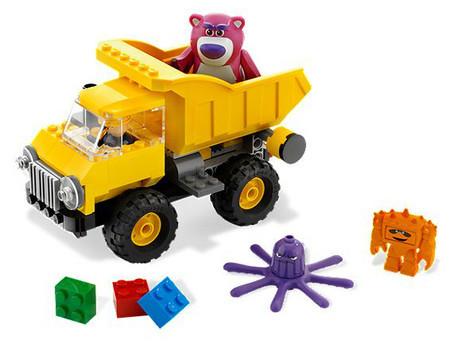 Детская игрушка Lego Toy Story Самосвал Лотсо (7789)