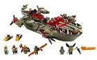 Детская игрушка Lego Chima Флагманский корабль Краггера (70006)
