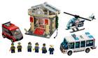 Детская игрушка Lego City Незаконное проникновение в музей (60008)