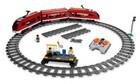 Детская игрушка Lego City Пассажирский поезд  (7938)