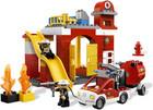Детская игрушка Lego Duplo  Пожарная станция (6168)