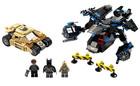 Детская игрушка Lego Super Heroes Бэтман против Бейна (76001)