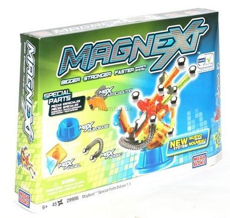 Детская игрушка MagNext Конструктор со специальными деталями
