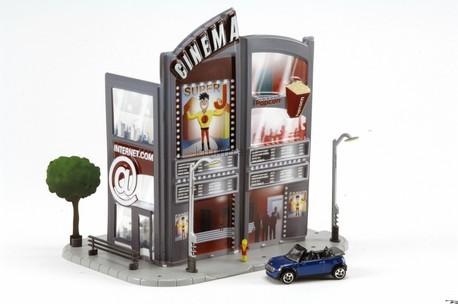 Детская игрушка Majorette Набор Город (5 видов)