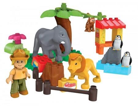 Детская игрушка MEGA Bloks Город, Сафари парк