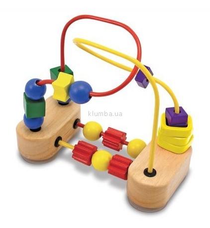 Детская игрушка Melissa&Doug Минилабиринт Головоломка