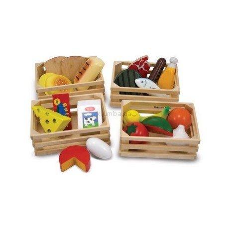 Детская игрушка Melissa&Doug Набор продуктов