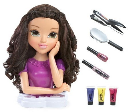 Детская игрушка Moxie Звездный стилист, Кукла-манекен Лекса