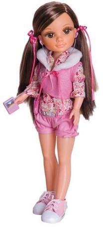 Детская игрушка Nancy Брюнетка с набором одежды (Nancy)