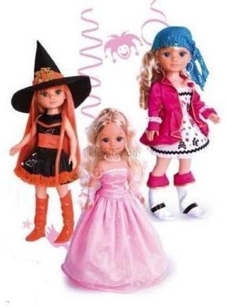 Детская игрушка Nancy Nancy  с набором одежды (невеста/пират/ведьма)
