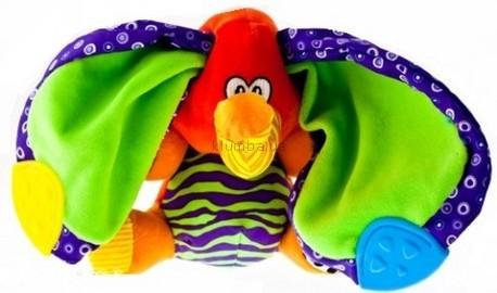 Детская игрушка Nuby Ушастик