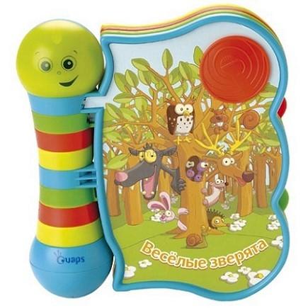Детская игрушка Ouaps Веселые зверушки