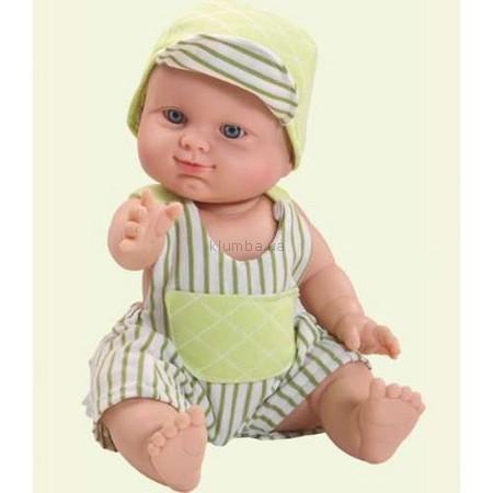 Детская игрушка Paola Reina Малыш европеец в зеленом