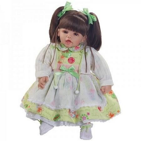 Детская игрушка Paola Reina Наталия в светло-зеленом
