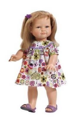 Детская игрушка Paola Reina Принцесса Леонора в пестром