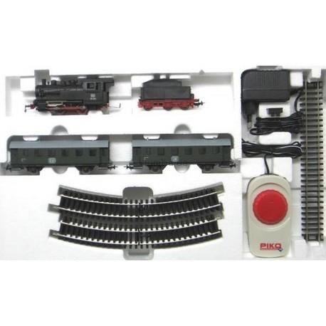 Детская игрушка Piko Стартовый набор Пассажирский поезд