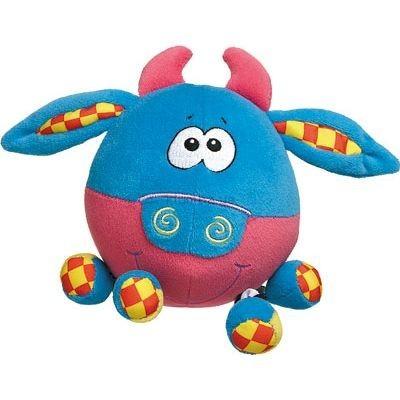 Детская игрушка Playgro Неваляшка Коровка