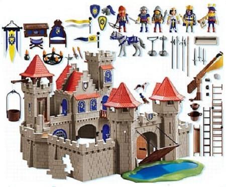 Детская игрушка Playmobil Замок
