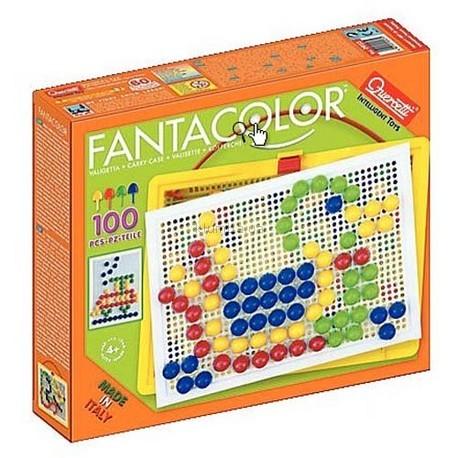 Детская игрушка Quercetti Набор для занятий мозаикой  (0923)