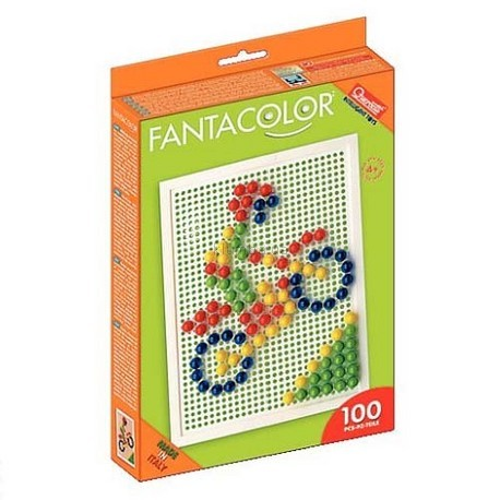 Детская игрушка Quercetti Набор для занятий мозаикой (2122)