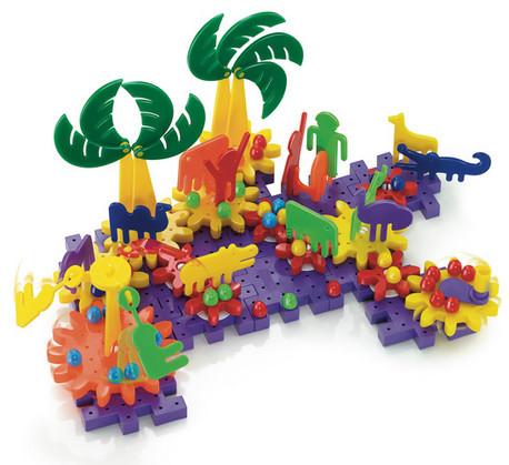 Детская игрушка Quercetti  Зоо Шестеренки  (2338)