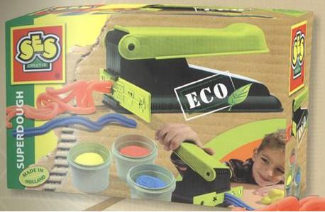 Детская игрушка Ses Набор для занятий лепкой  Эко