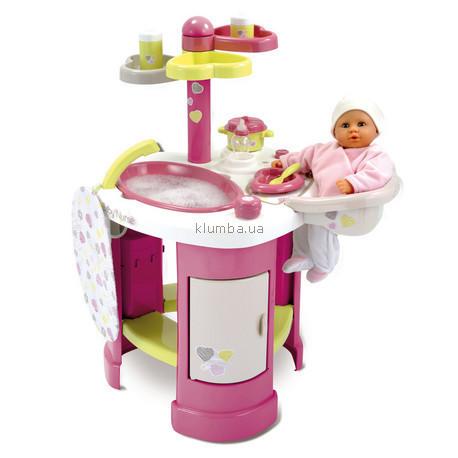 Детская игрушка Smoby Центр по присмотру за куклой Baby Nurse (с куклой)
