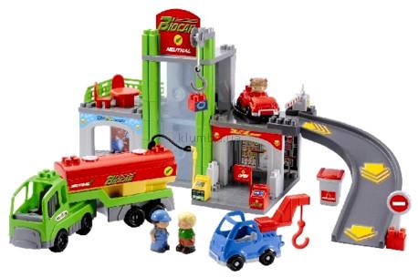 Детская игрушка Smoby Станция техобслуживания (Ecoiffier)