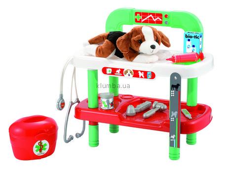 Детская игрушка Smoby Ветеринарная клиника (Ecoiffier)