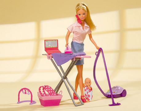 Детская игрушка Steffi Love Штеффи Супер мама
