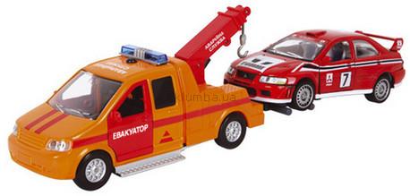 Детская игрушка Технопарк Аварийная служба