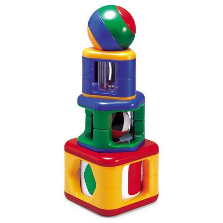 Детская игрушка Tolo Пирамидка с шаром
