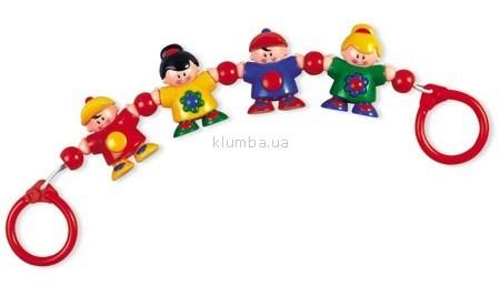 Детская игрушка Tolo Подвеска на коляску Первые друзья