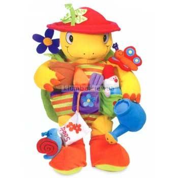Детская игрушка Tolo Черепаха Десси