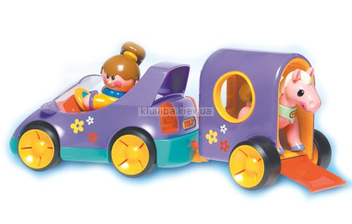 Детская игрушка Tolo Первые друзья. Девочка или мальчик с пони