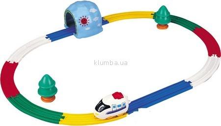 Детская игрушка Tomy Моя первая железная дорога