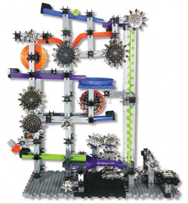 Детская игрушка Tomy Набор конструктора Marble Mania  Extreme Learning Journey