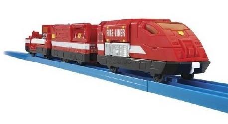 Детская игрушка Tomy Пожарный поезд
