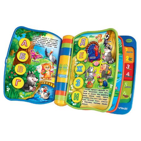 Детская игрушка VTech Книга-алфавит