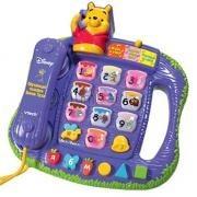 Детская игрушка VTech Телефон Винни