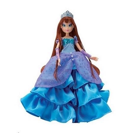 Детская игрушка WinX  Блум, Принцесса в бальном платье