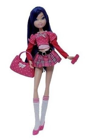 Детская игрушка WinX  Муза, Club City Girl