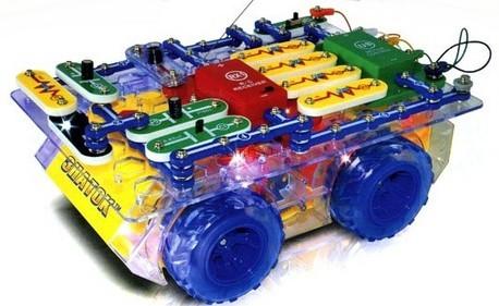 Детская игрушка Знаток Вездеход Лидер