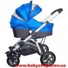 Androx Zippy (2 в 1) детские универсальные коляски