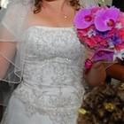 Продам свадебное платье фирмы Miss Kelly (Франция)