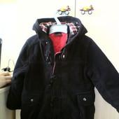 Флисовая курточка NEXT на мальчика демисезонная