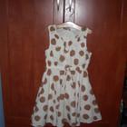 2 красивых платья Next 6 лет 116см.